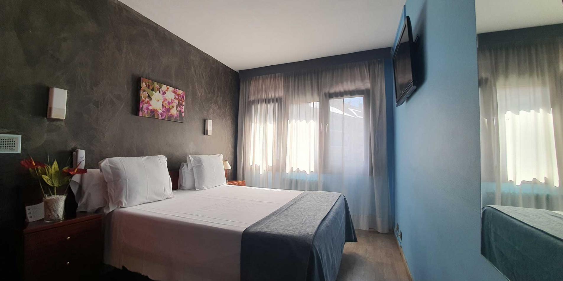 Chambres Hotel Les 7 Claus Andorre